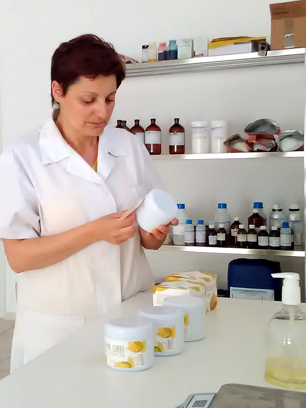 Linfaderm cosmesi naturale