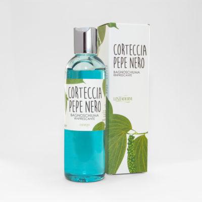Bagno Schiuma#CortecciaPepe Nero 2020