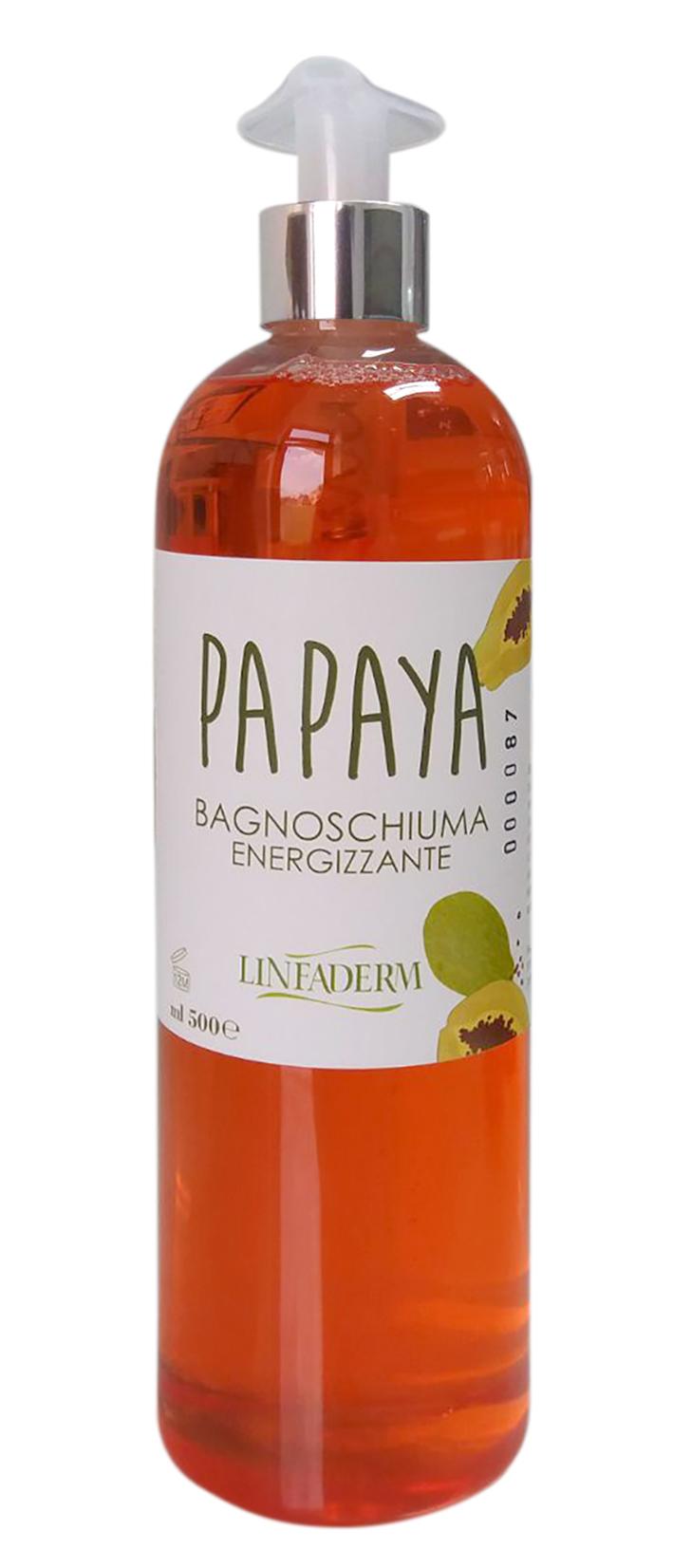 bagnoschiuma papaya