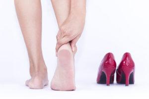gel defaticante per gambe e piedi