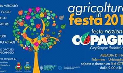 PARTECIPAZIONE ALLA FESTA DELL'AGRICOLTURA 2019
