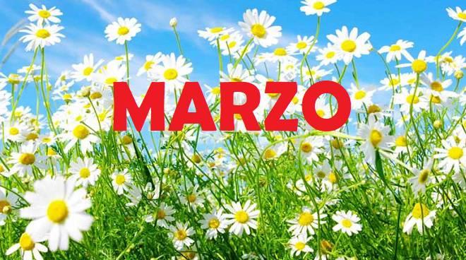 COME CURARSI IN MODO NATURALE A MARZO